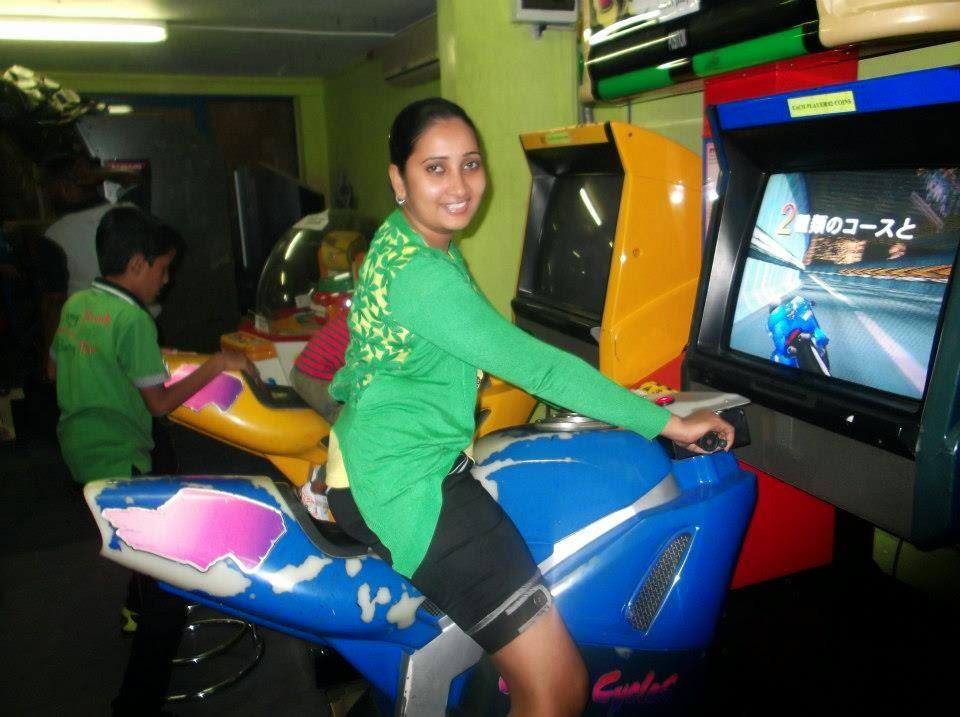 Madhu Nithyani bike