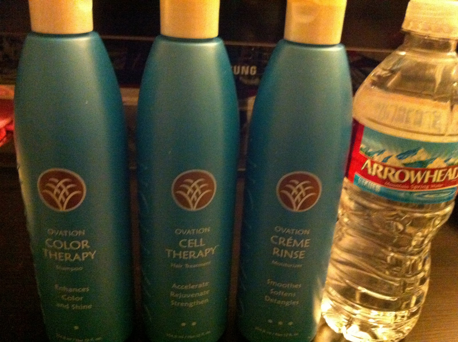 Ovation Hair Therapy Shampoo