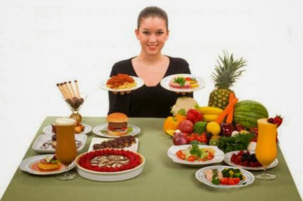Bật mí cách tăng cân cho phụ nữ