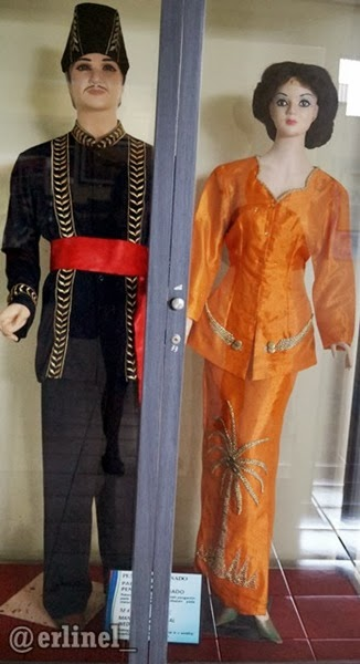 Baju Pengantin Adat Kota Manado (Minahasa Modern)