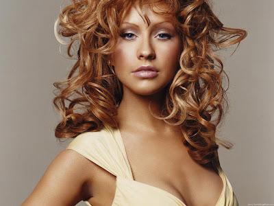 Christina Aguilera Hot HD Wallpaper_179
