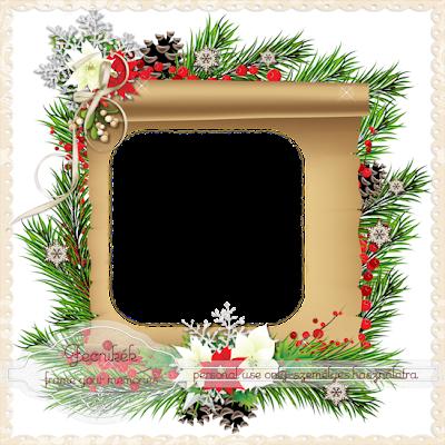 ~~ Christmas scroll