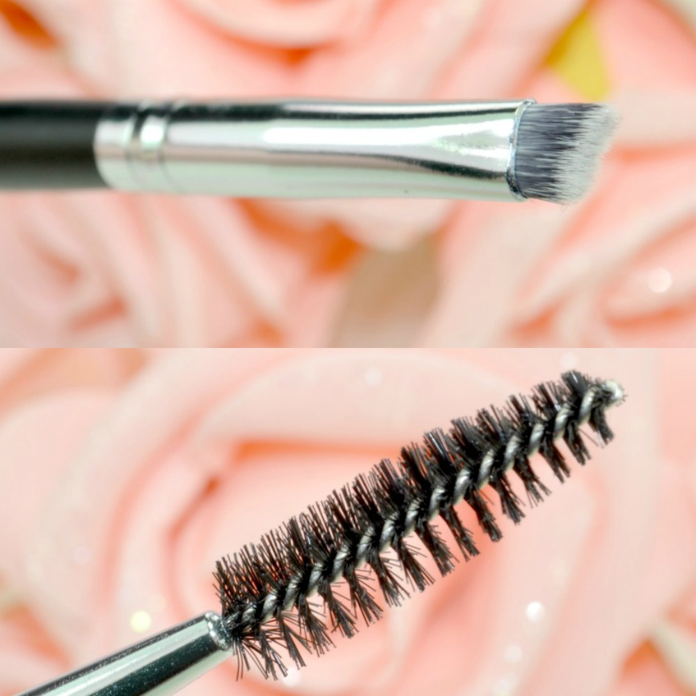 Crownbrush SS025 Syntho Brow Duo