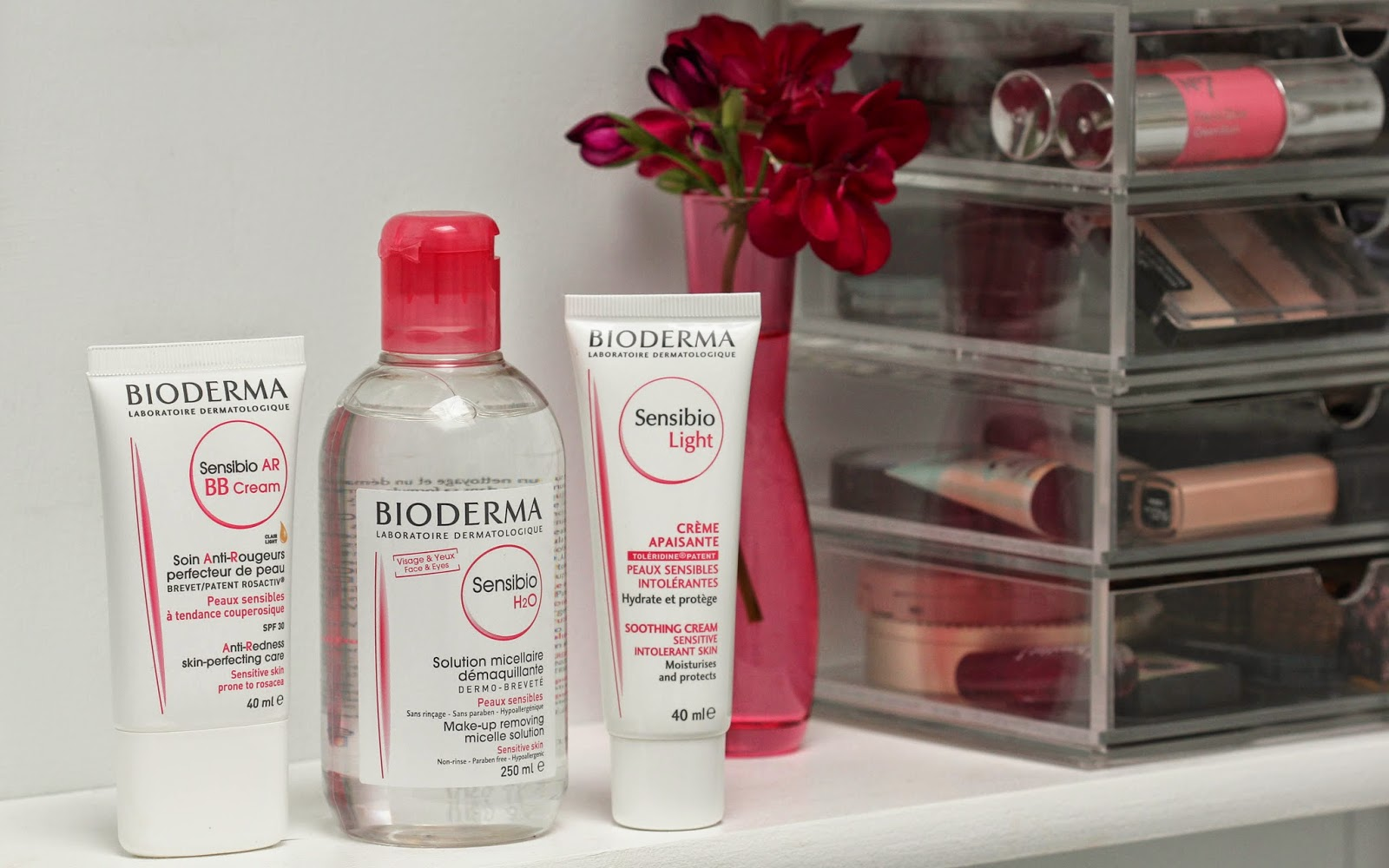 Bioderma Sensibio Skincare Review
