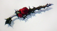 Rose Staff + Kid Icarus Uprising