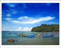 Pantai Pangandaran - MizTia Respect