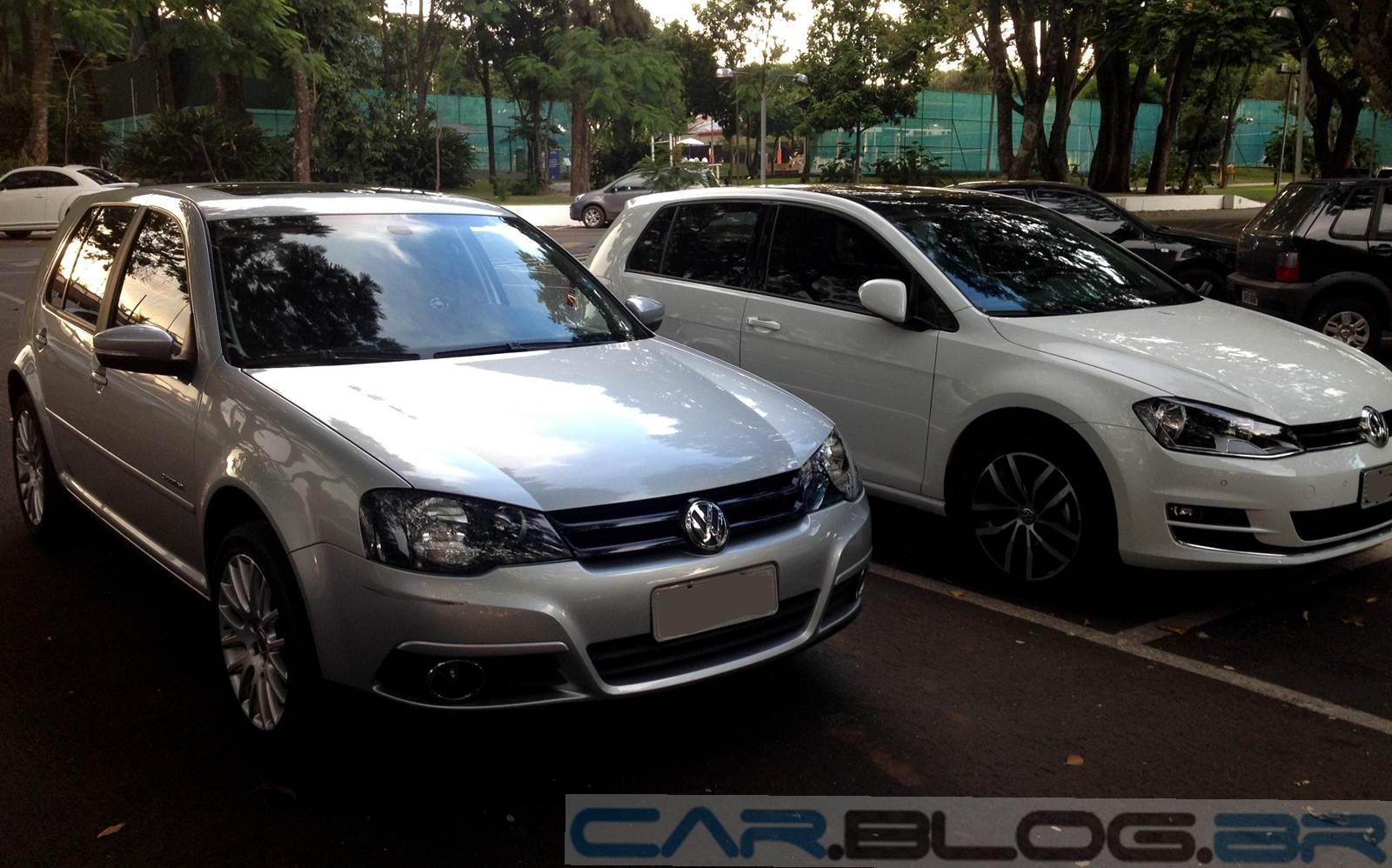 VW Golf 2014 Automático
