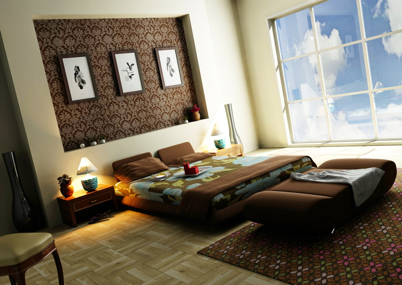 Modern Minimalist Bedroom Ideas