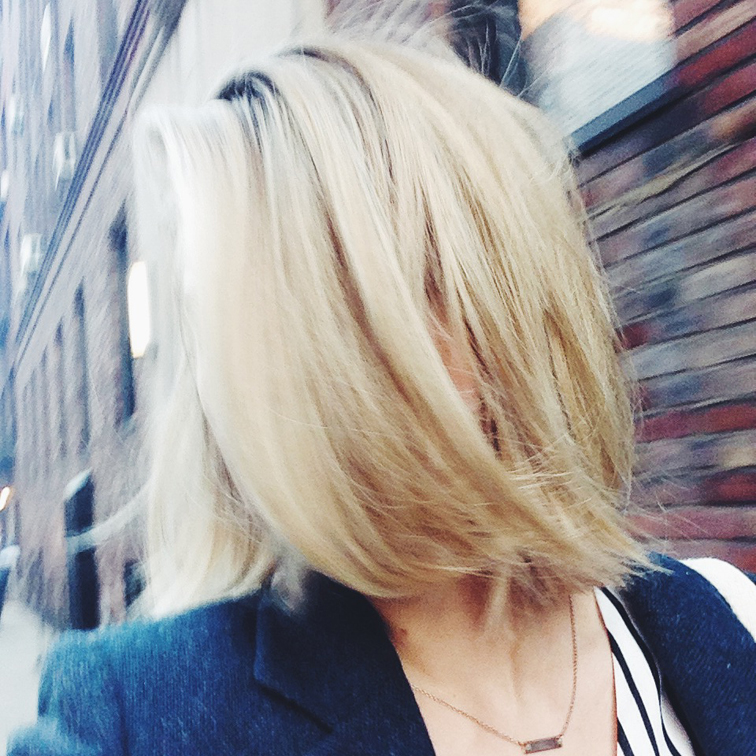 Blond hair, blonde, flaxen, golden, shoulder length bob, bright blond, sunkissed, light hair