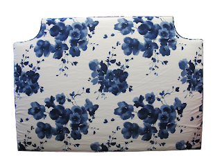 This upholsted bedhead comes with a custom made fully removableand washable loose cover.