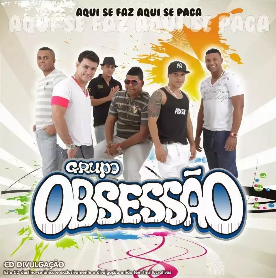 imagem Grupo Obsessão - Te Amo e Te Amarei Pra Sempre (2015)