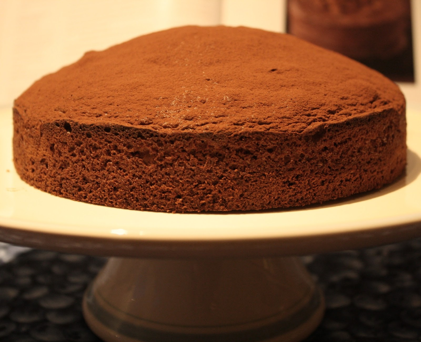 These are a few of my favourite things easy peasy for Simple chocolate fudge cake