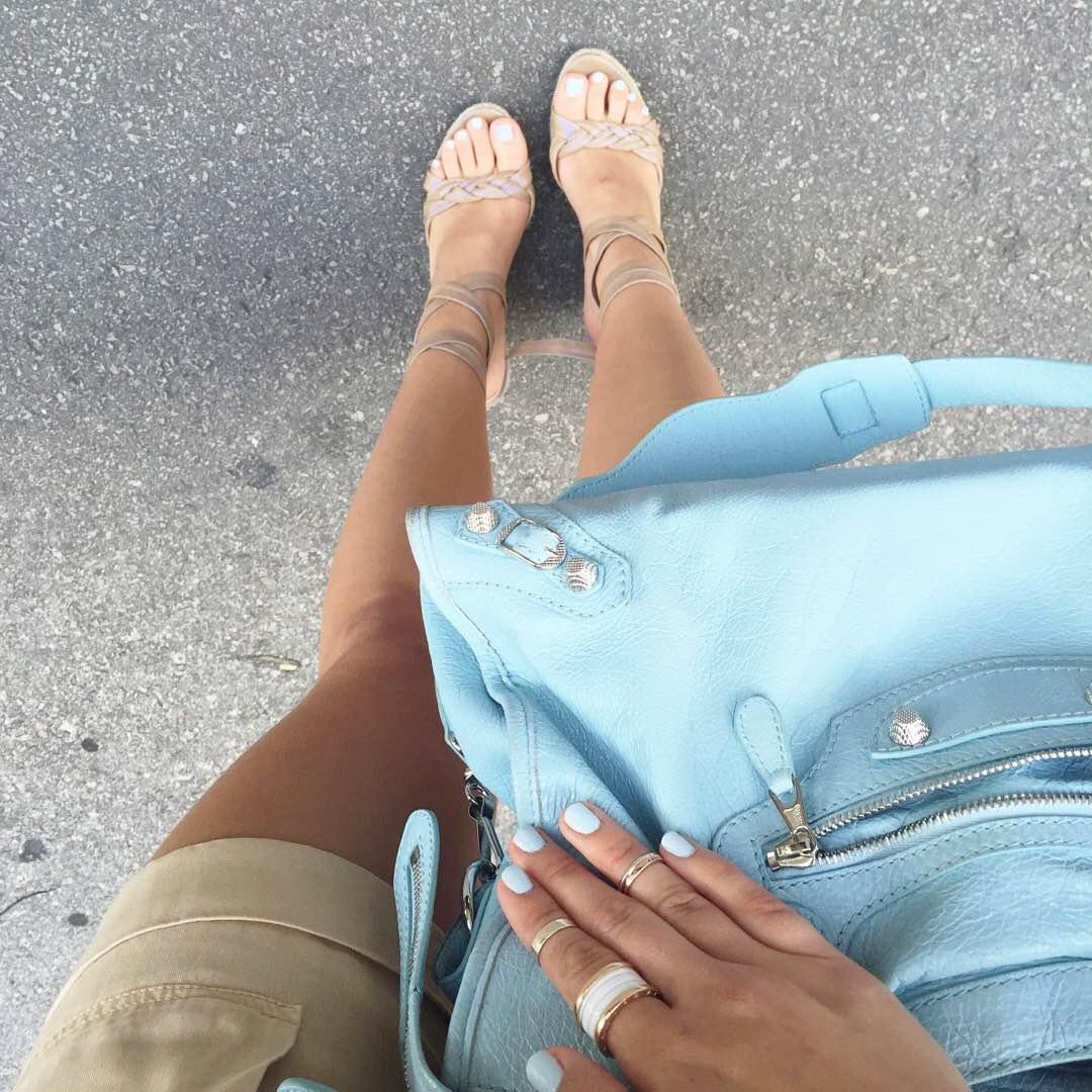 summer style, austin fashion blog, austin fashion, texas fashion, florida fashion blog, personal style, balenciaga, classy summer look, fresh style, baby blue style