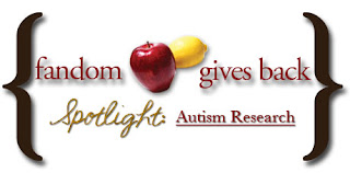 The Fandom Gives Back: Autism Event