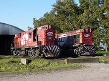 Locomotoras en general
