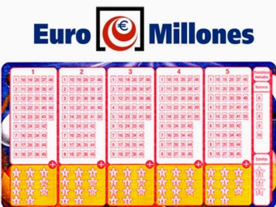 Euromillones de marzo 2015