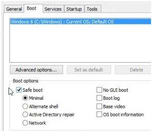Cara Masuk Ke Safe Mode Windows 7 dan Windows 8