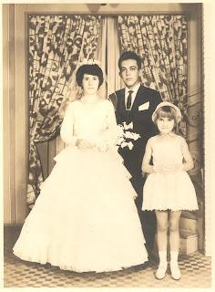 Realizado na Igreja Santo Antônio em 18/09/1965