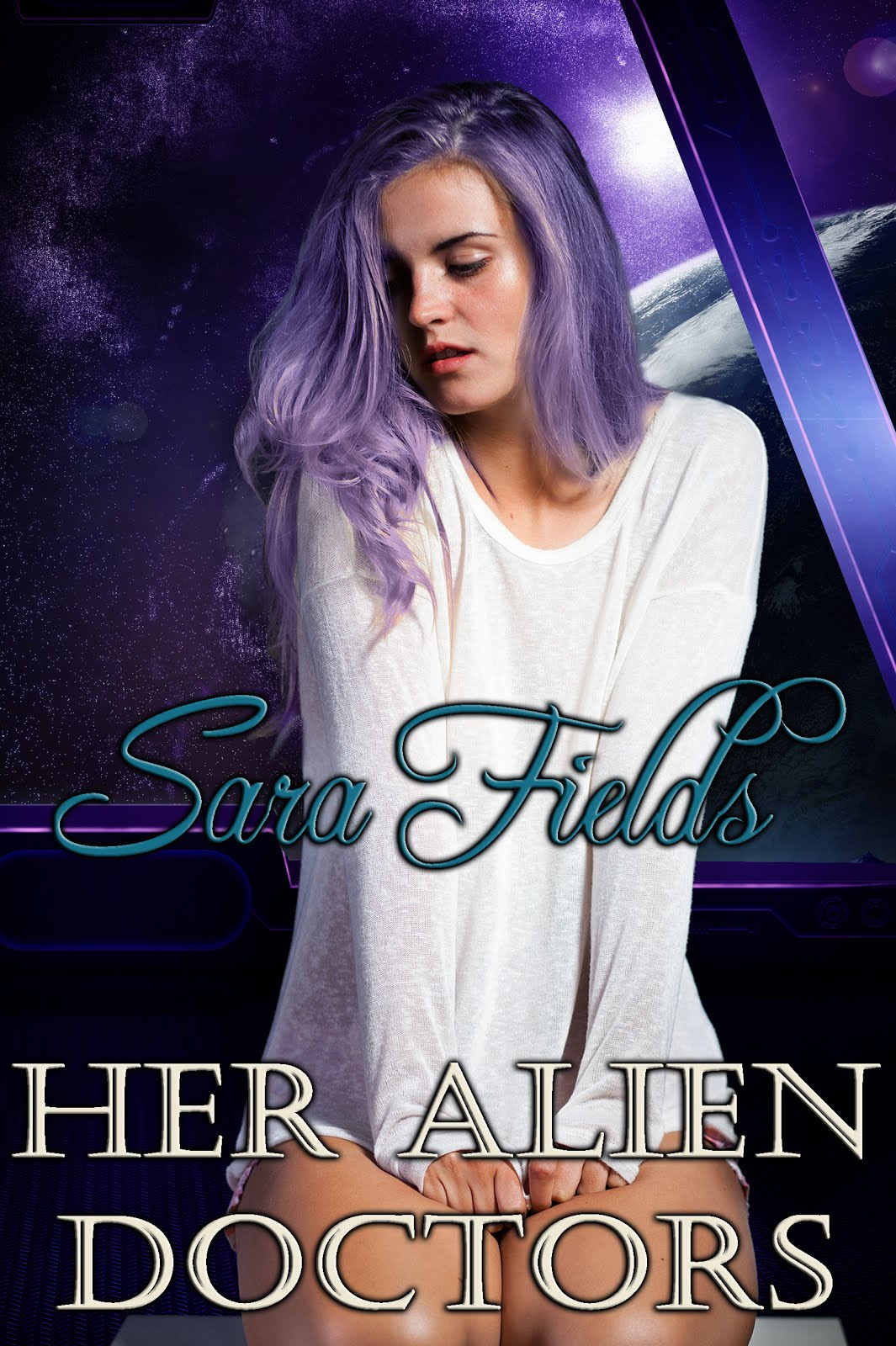 Her Alien Doctors - Captive Brides Book 2