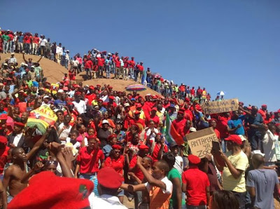 Marikana Koppie - North West
