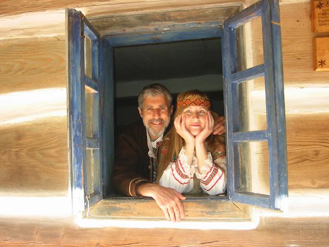 Ukrainian Canadian Couple Met Online Happily Married