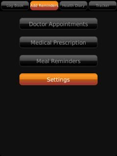 Aplikasi BlackBerry, Aplikasi Dokter, Aplikasi Jaga Kesehatan, Medication Reminder,
