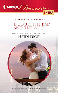 The Good, the Bad and the Wild by Heidi Rice