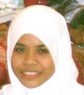 Munirah Syakirah  (medical student) anak ke enam