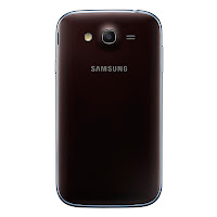 Samsung Galaxy Grand Duos Luxury Brown