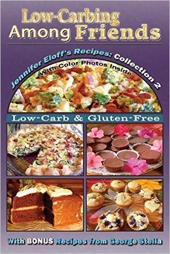 NEW! Jennifer Eloff's Recipe Collection-2, KINDLE/PRINT