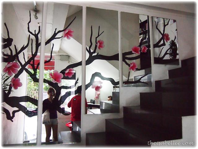Padi Madi Guest House lobby