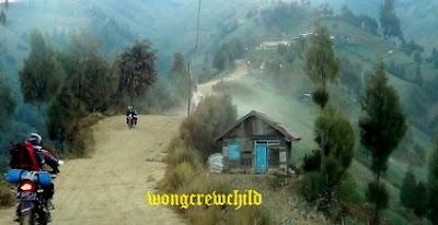 jalan menuju b29 lumajang dari malang