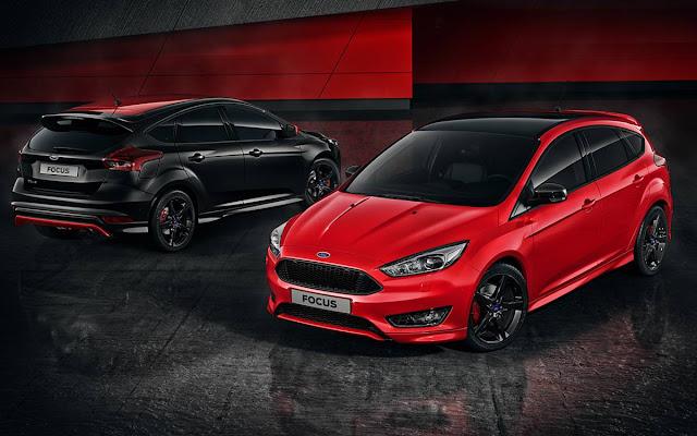 Novo Ford Focus 2016 Sport
