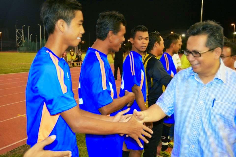 MB Restu PBSNT boikot perlawanan JDT vs Terengganu