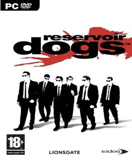 Reservoir Dogs PC Capa