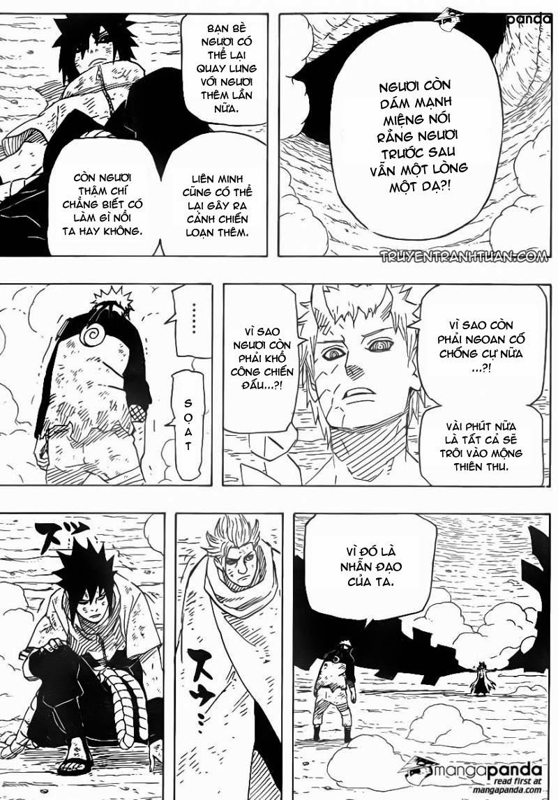 Naruto - Chapter 650 - Pic 17