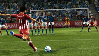 Pro Evolution Soccer (PES) 2012 Free Download