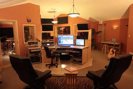 Tempel Recording Studio Ed