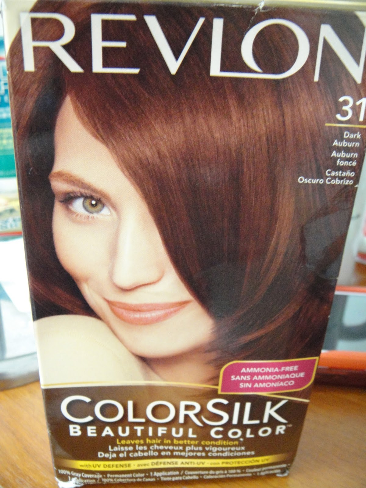 Buy Hair Auburn dye box picture trends