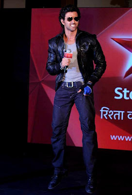 Hrithik Roshan intro to public for just dance