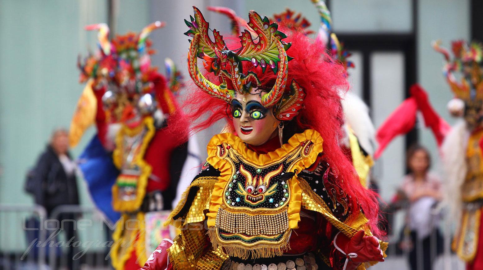 danzas bolivianas chicas