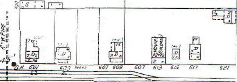 1941 Sanborn