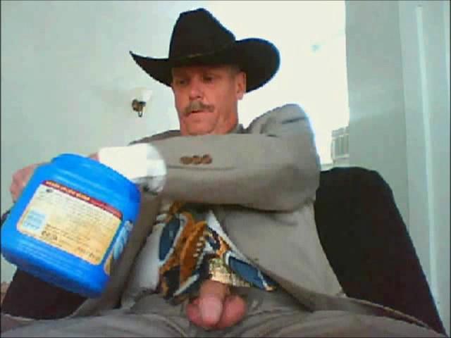 Cowboy Jack Off