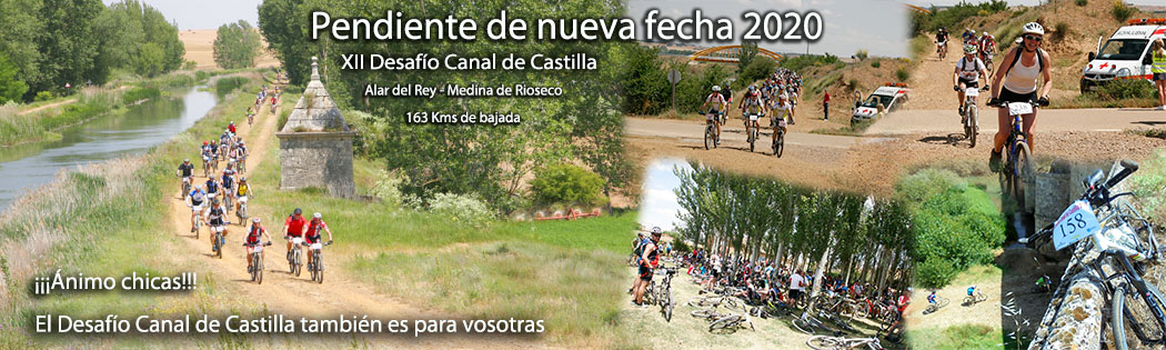 Desafío Canal de Castilla