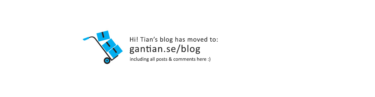 this is just to say - Tian Gan's Art Blog