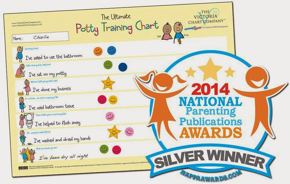 Ultimate Potty Training Chart Review