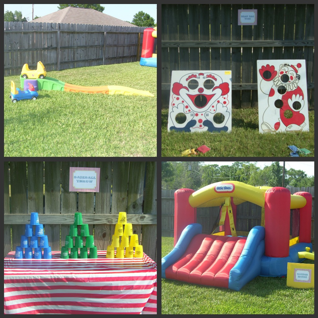 party games for 2nd birthday