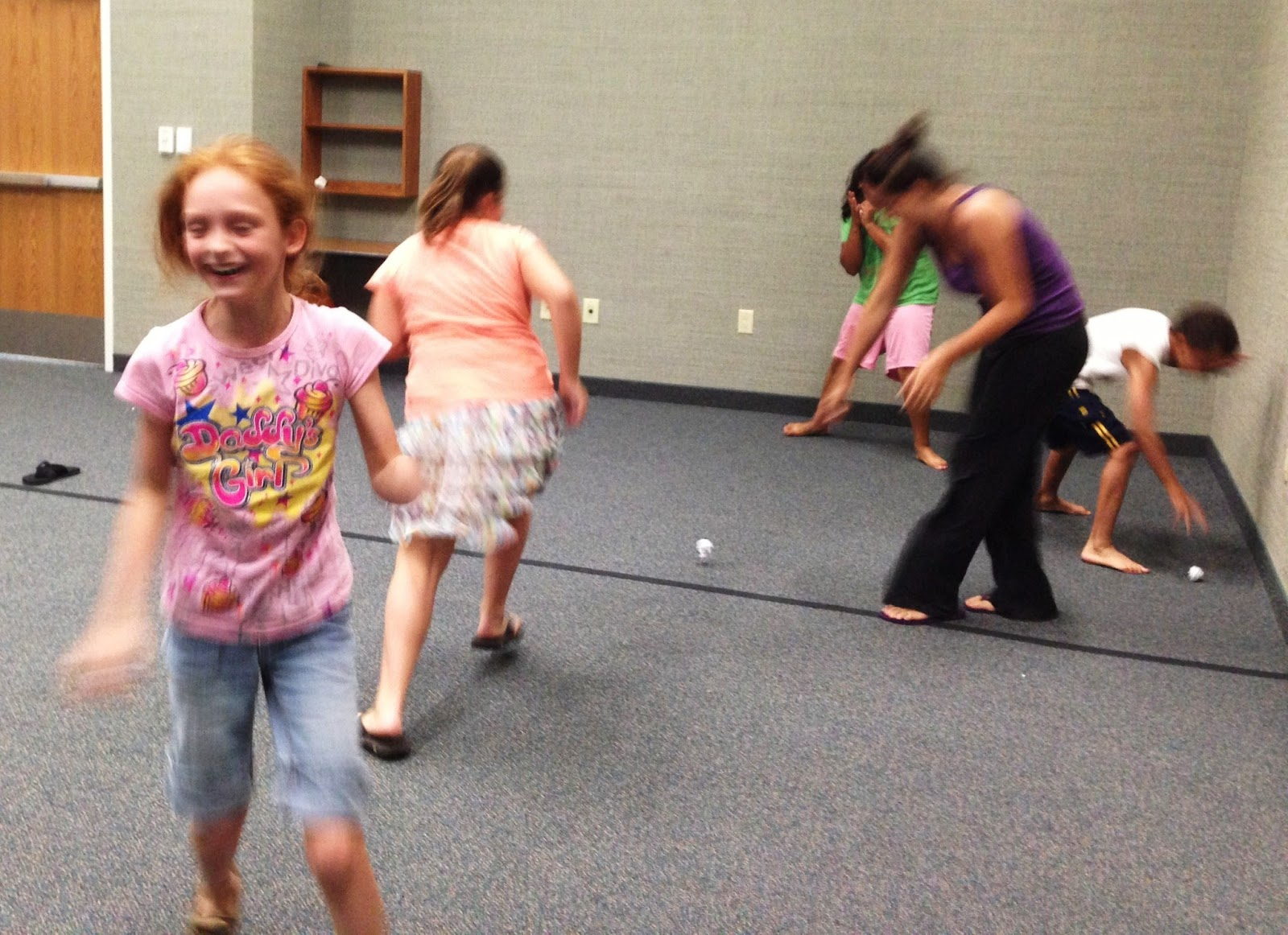 Dawn's LDS Activity Days: Father's Day fun and games ...