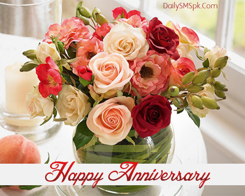 anniversary sms and messages