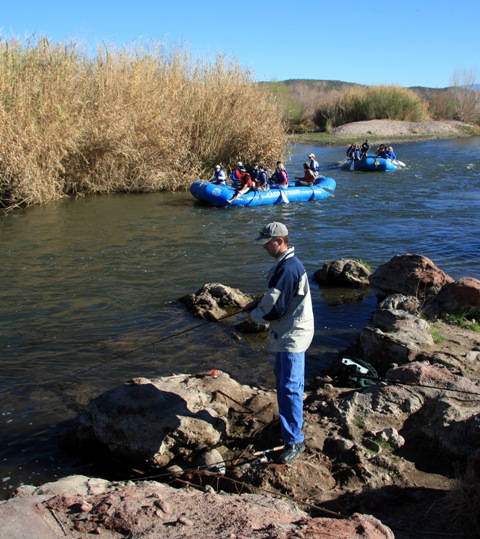 Rv arizona game fish to stock lakes and streams for for Arizona game and fish locations
